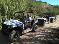 Buggies en Denia