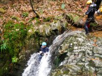 canyoning in cudillero