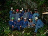 Grupo al final de la expedicion