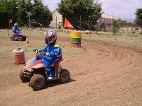 Circuito de mini quads