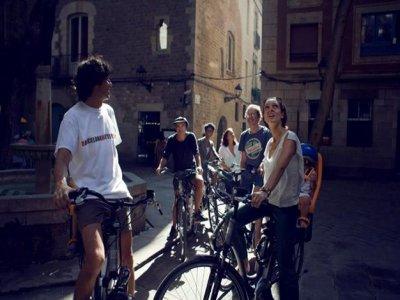 Barcelona Battery Bike