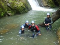 Canyoning nelle Asturie