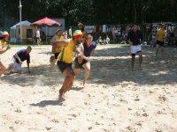 Campo de rugby playa