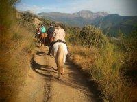Route on horseback through the Picos de Europa