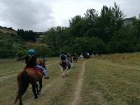 Picos de Europa on horseback