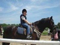 Monta en caballo