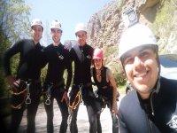 Gruppo di canyon