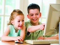 ninos aprendiendo juntos