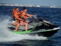 Jet ski a Salou