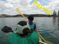piraguasssribera aventura canoas