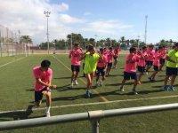 grupo entrenamiento
