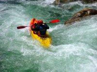 Kayak en Las Hoces