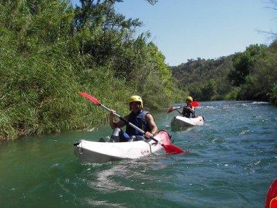 Aiguaroca Canoas