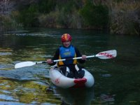 Excursion en canoa