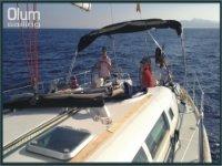 Barche a vela Olum