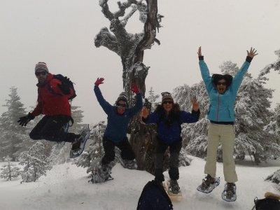 Ussuri Trek Raquetas de Nieve