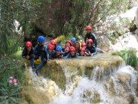峡谷登山运动Sonreid!