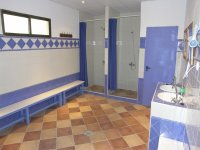 Our changing rooms