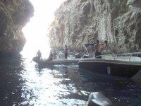 Excursión en barco en Alicante