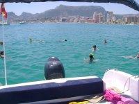 Snorkel en Moraira
