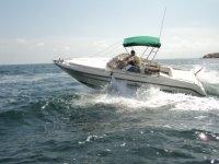 Navegar en barco en Alicante