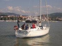 乘船游览Guipúzcoa