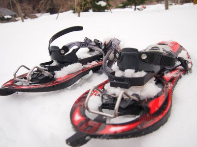 Alquiler raquetas de nieve Rasos de Peguera 1 día
