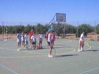 Tenis y otros deportes al aire libre