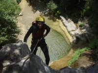 Canyoning a Cuenca