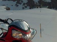 Moto de nieve biplaza 30 minutos en Cerler