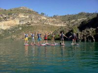Stand Up Paddle + accommodation + breakfast