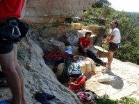 Clases de escalada en Madrid