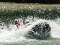 漂流河塞古拉从Cieza到布兰卡和午餐