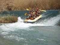 River Rafting Segura Las Minas  -  Calasparra and Picnic