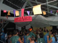 Room during the dance