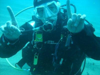 Diving BCN
