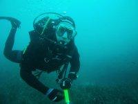 Inmersion en Tabarca