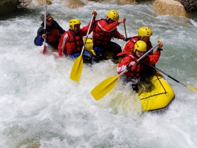 Whitewater rafting + accomodation in Cuenca