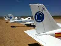 Go up to our microlights