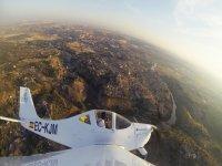 Flying in Toledo