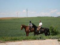 Vieni a fare un giro a cavallo