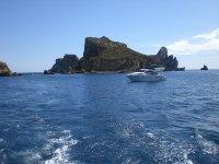 Inmersiones dobles en las Islas Medas