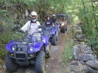Excursion con quads en Girona