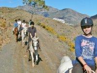 Discover our horseback riding