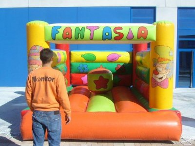 Iniciativas El Gigante Parques Infantiles