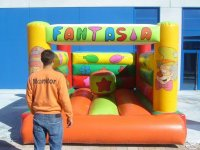 Inflatables for children's events