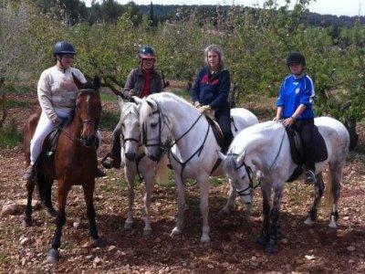 Equitazione The Iberian Village 2 ore