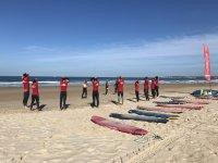 Surfcamp西班牙Conil El Palmar