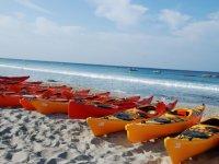 kayaks listos