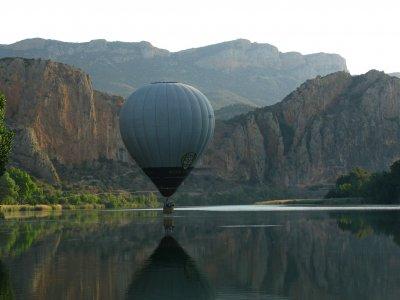 气球之旅Costa Brava和Alt Emporda与照片